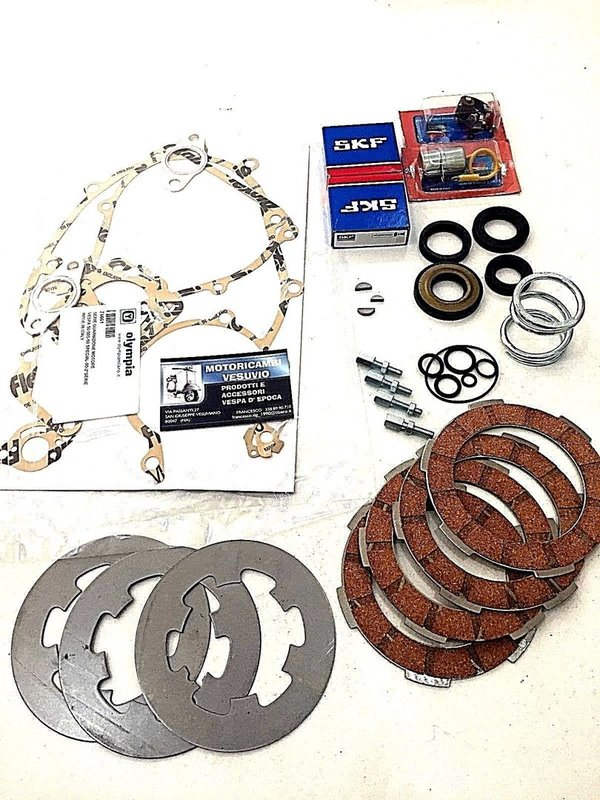 kit revisione motore vespa 50 r l n special pk 50
