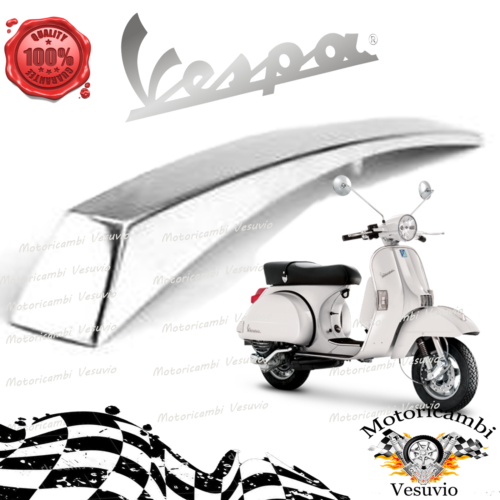 Crest fender chrome vespa px pe complete with latches