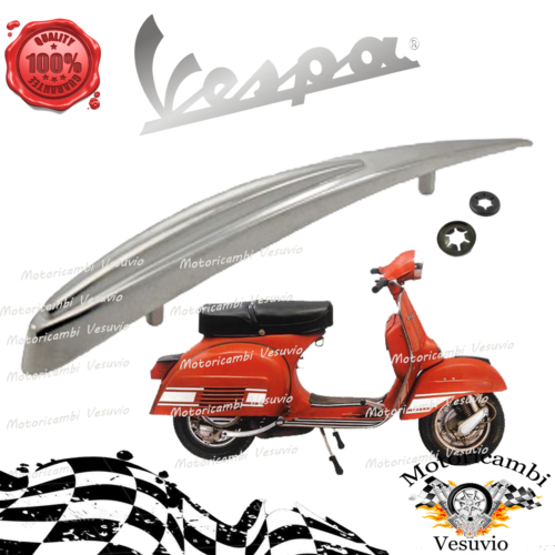 Crest fender aluminum polished vespa sprint rally 180