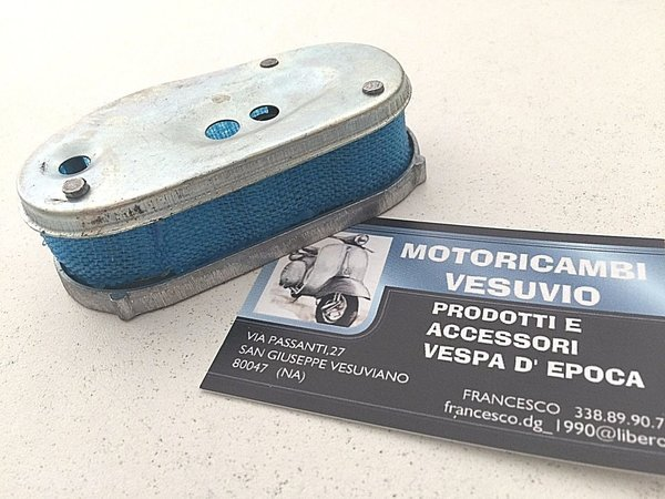 Air filter for Vespa sprint rally vbb vbn purifier